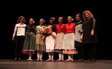 Aiara Dantza Taldea de Amurrio, un grupo de oro