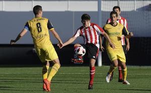El Bilbao Athletic, a conquistar Merkatondoa