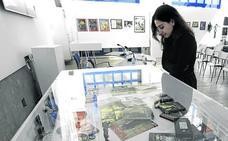 Una exposición recrea el mito en BilbaoArte