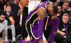 LeBron James se queda sin 'playoffs' 13 años después
