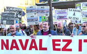 La mayoría de los trabajadores de La Naval elige Ferrol como destino para su recolocación