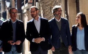 Alonso critica al PSE por presentar a Isabel Celáa, «una de Bilbao», como cabeza de lista por Álava al Congreso