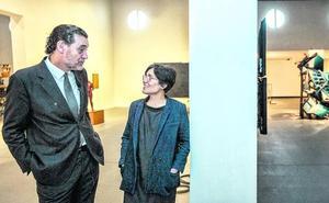 Miguel Zugaza: «La Colección Artium da un testimonio único del arte a partir de los años 80»