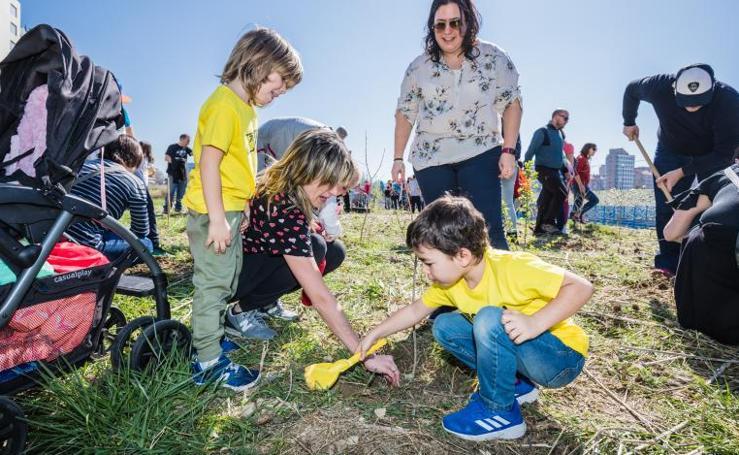 Plantar la semilla del euskera