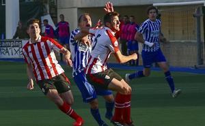 El Bilbao Athletic se atasca en Merkatondoa