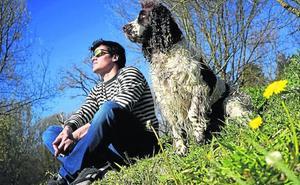 «El amor que te da un perro no se puede comparar con nada»