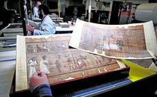 El 'Libro de los muertos' resucita en Euskadi