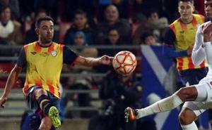 Xavi tampoco jugará con Cataluña