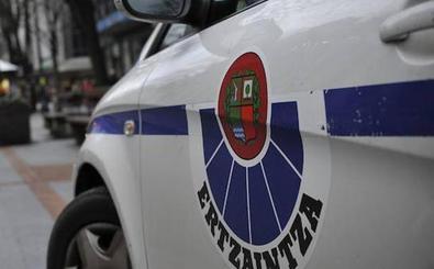 Dos detenidos por agredir con un cuchillo a tres amigos en Basauri