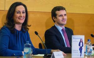 La profesora de la UPV Edurne Uriarte, número tres del PP por Madrid