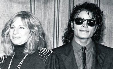 Streisand pide perdón a los acusadores de Jackson