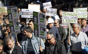 Los trabajadores de La Naval se manifestarán el 6 de abril en Bilbao contra el cierre del astillero