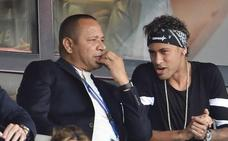 El padre de Neymar: «Estamos trabajando en una renovación con el PSG»