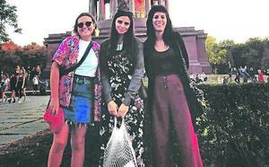 La vida en Berlín de una estudiante vasca de Derecho