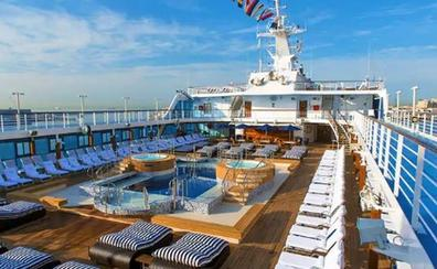 Getxo será una de las 100 escalas en la vuelta al mundo de un crucero de lujo