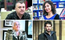 Vitoria recluta escritores e ilustradores para ampliar el Día del Libro a todo un mes