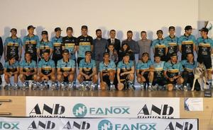 ANB Fanox, un equipo a por todas