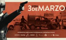 'Vitoria 3 de marzo' se estrenará en 60 salas el 1 de mayo