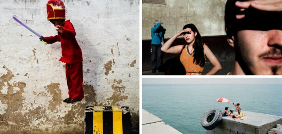 Vitoria reúne en Fotokalea a referentes de la imagen urbana