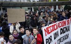 El Gobierno vasco ve «inadmisible» mantener el conflicto en la concertada