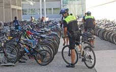 Bilbao debatirá la creación de patrullas de la Policía Municipal en bicicleta
