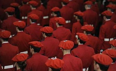 El Gobierno vasco amplía en 200 plazas, hasta 700, la nueva promoción de la Ertzaintza