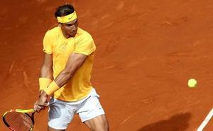 El Masters de Madrid confirma la presencia de Nadal y Federer