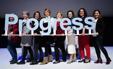 Una lección de éxito y de liderazgo femenino