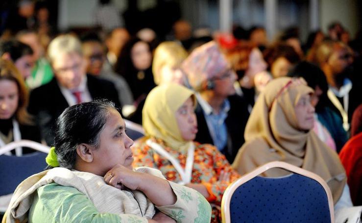 Conferencia Global sobre Agricultura Familiar. en Derio