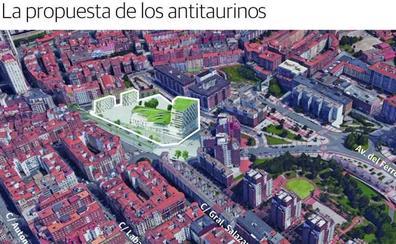 Los antitaurinos proponen derribar la plaza de Vista Alegre y levantar 500 pisos en el solar