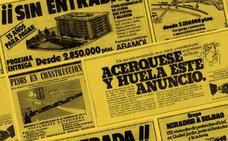 Pisos de tres millones de pesetas a 500.000 euros en bilbao