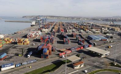 El Puerto de Bilbao alcanza dos años antes todo el tráfico previsto para 2020