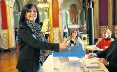 ELA refuerza su mayoría absoluta en el Ayuntamiento de Bilbao y pone a una mujer al frente