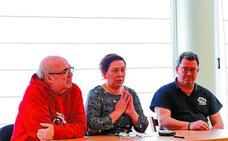 Kilos de solidaridad para Lesbos