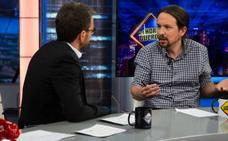 Tensión entre Pablo Motos y Pablo Iglesias por el chalet: «Ahora la casta eres tú»
