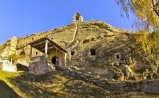 Las ermitas rupestres de Valderredible