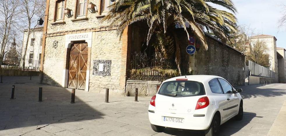 Vitoria analiza ya el plan vecinal para peatonalizar el Casco Medieval