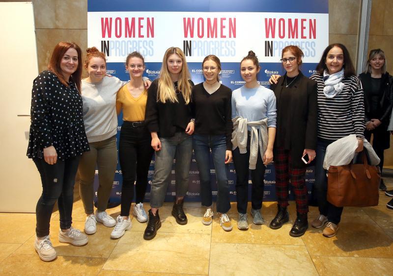 Las mujeres en la ciencia y tecnología