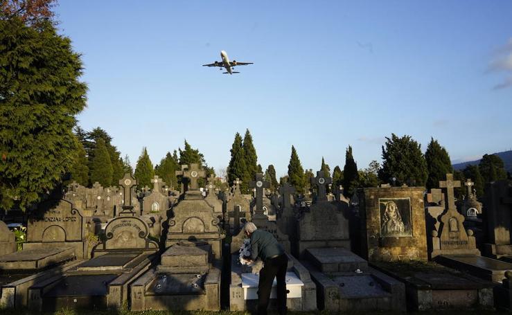 El cementerio de Bilbao abre una campaña de rebajas para intentar vender 2.500 tumbas