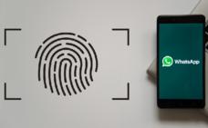 WhatsApp para Android protegerá nuestras conversaciones con huella dactilar