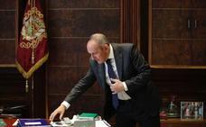 El 26% de los alaveses votarían al PNV en las elecciones forales, según un sondeo de la Diputación