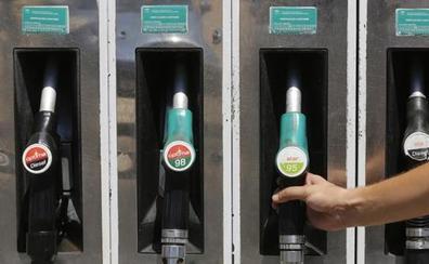 Las gasolinas se encarecen un 8% en lo que va de año por la reforma del impuesto