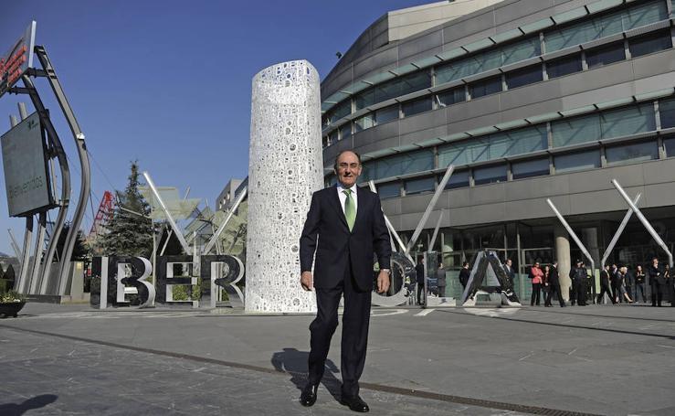 Junta de accionistas de Iberdrola en el Euskalduna
