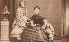 El exotismo fotográfico de una saga familiar