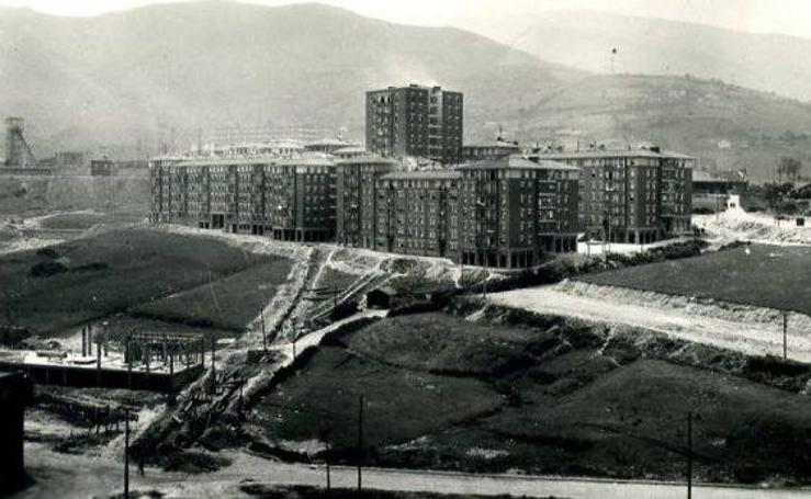 Evolución de los pisos de viviendas municipales