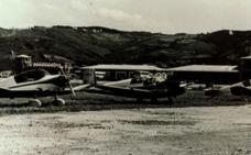 Lo que el aeropuerto de Sondika destruyó