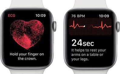 El Apple Watch ya realiza electrocardiogramas en España