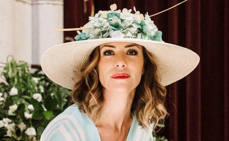Inés Saiz, a través de sus looks
