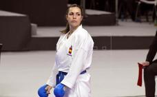 Laura Palacio, campeona de Europa en kumite