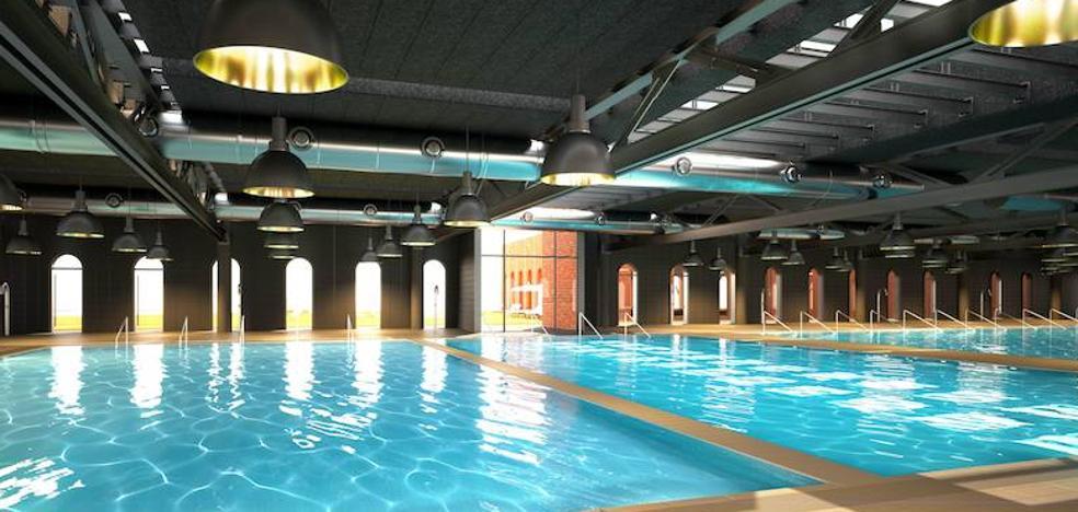 Cierran media hora las piscinas del Azkuna Zentroa al sufrir un infarto un usuario